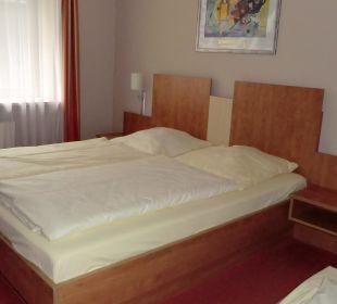 Unser 3- Bett-Zimmer Hotel Bockelmann