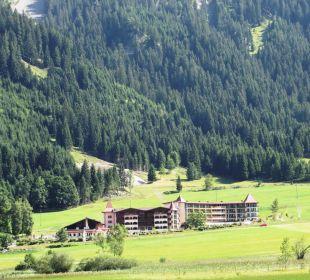 Blick von jenseits des Haldensees   Romantik Resort & Spa Der Laterndl Hof