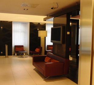 Lobby und/oder Hotel-Eingang Hotel Novotel Wien City