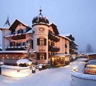 Wintertraum an der Zugspitze... Hotel Staudacherhof