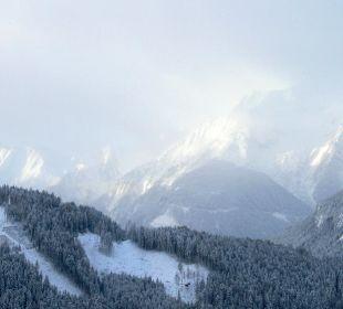 Wenn der Schnee kommt Alpengasthof Enzianhof