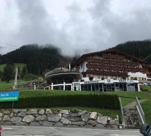 Außenansicht AlpineResort Zell am See