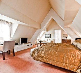 Zimmer 31 Hotel Kronenschlösschen