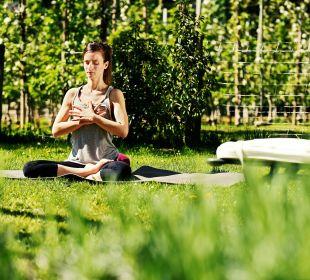 Yoga Hotel Schwarzschmied
