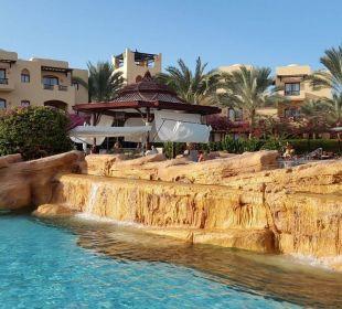 Der schönste Platz am Pool