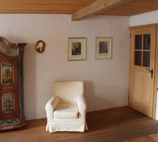 Großzügige, schöne Wohnküche in Appt. 4 Landhaus Schloss Anras