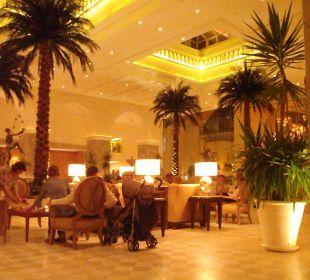 Hal główny Hotel Mövenpick Resort & Marine Spa Sousse