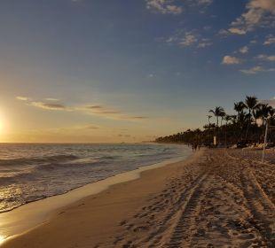 Sonnenaufgang am Meer Luxury Bahia Principe Esmeralda Don Pablo Collection