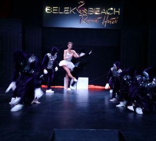 Animation Abend Belek Beach Resort Hotel