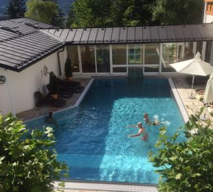 Pool Alm- & Wellnesshotel Alpenhof