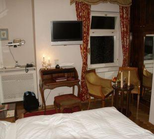 Standardzimmer Hotel Schloss Mönchstein