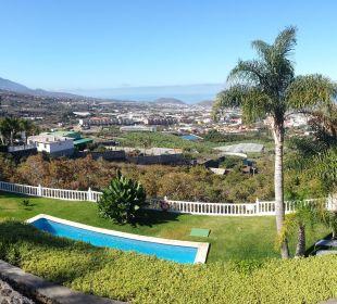 Villa 2: Aussicht von Terrasse Villen Los Lomos