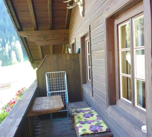 Balkon Ferienhof Wolfgangbauer