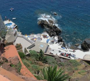 Ausblick Galo Resort Galosol