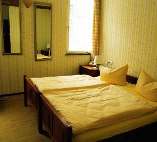 Doppelbett Hotel Graf Rolshausen