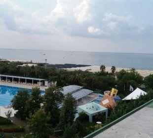 Ausblick TUI SENSİMAR Side Resort & Spa