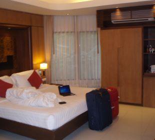 Schlafbereich Sea Sand Sun Resort