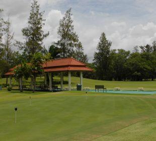 Driving Range Hotel Banyan Tree Phuket