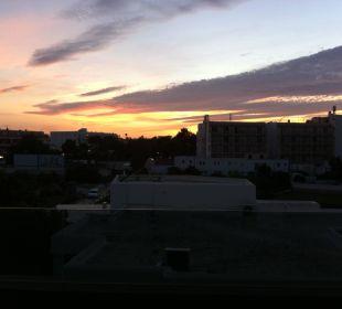 Sonnenuntergang vom Hotel Sundown aus gesehen