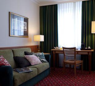 Deluxe Doubleroom Hotel Platzl