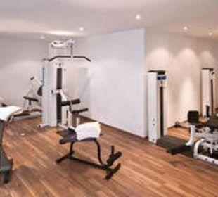 Neuer Fitnessraum Hotel Edelweiß