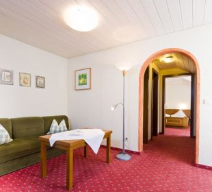 Juniorsuite © Hotel Traube  Traube Braz Alpen.Spa.Golf.Hotel