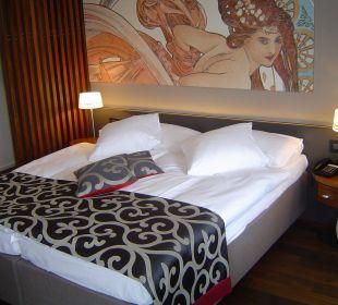 Doppelbett Belvédère Strandhotel