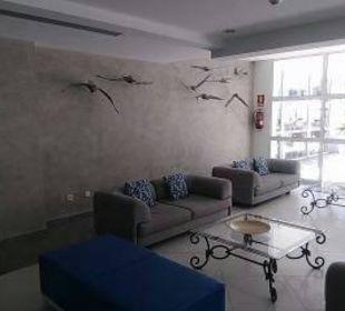 Eingangsbereich Olimarotel Gran Camp de Mar