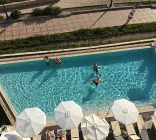 Pool von Balkon Son Moll Sentits Hotel & Spa - Adults Only