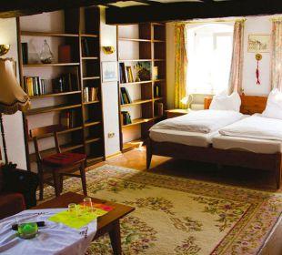 Urig gemütliches Zimmer Hotel Goethe