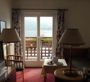 Einzelzimmer mit Seeblick Romantik Hotel Im Weissen Rössl
