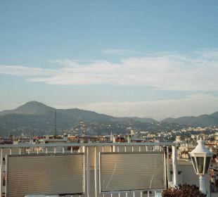 Dachterrasse Splendid-Hotel (neben Hotel Gonoud) Hotel Gounod Nice