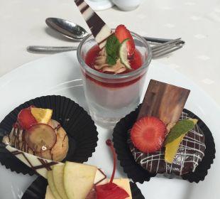 Top-Dessert! einfach koestlich ! Hotel Lanka Princess