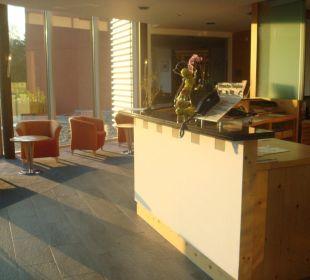 Hoteleingang/Rezeption  Swiss Heidi Hotel