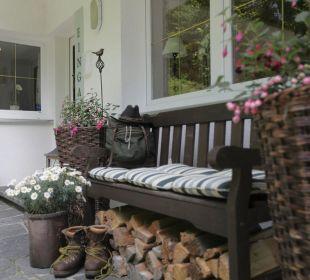 Eingang  Schwandenhof Ferienwohnungen