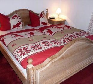 Schlafzimmer Landhaus Haid