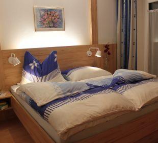2.Schlafzimmer Appartement Dobratsch Gästehaus Seewinkel