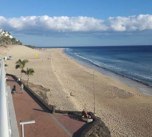 Blick von der Hotelterrasse Hotel XQ El Palacete