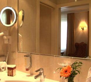 Badezimmer Hotel Stefanie Hotel Stefanie
