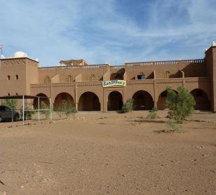 Hotel mit Sternenwarte Stargazing Hotel SaharaSky