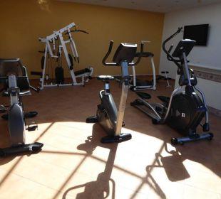 Fitnessgeräte Hotel Luz Del Mar
