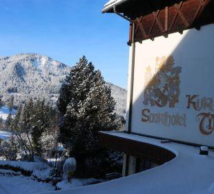 Vom Balkon Berghotel Tirol