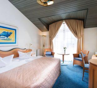 Doppelzimmer Hotel Travel Charme Kurhaus Sellin