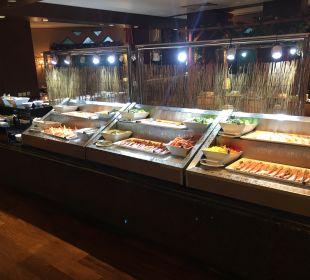 Restaurant Sheraton Hotel & Resort Abu Dhabi