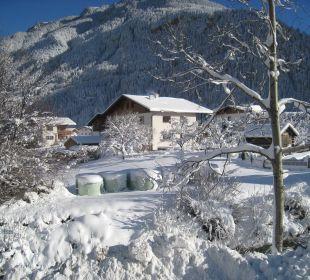 Winter Haus Schuchter