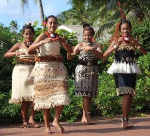Traditional Dance  Sandy Beach Resort Tonga