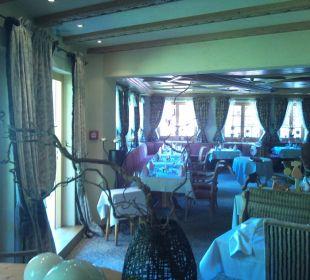 Speisesaal Hotel Alpin Spa Tuxerhof