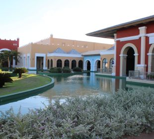 Weg zur Lobby  IBEROSTAR Hotel Bahia