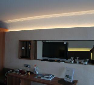 Indirekte Beleuchtung Hotel Strandhaus Eberle