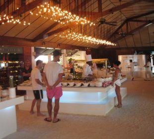 Büffet Lily Beach Resort & Spa